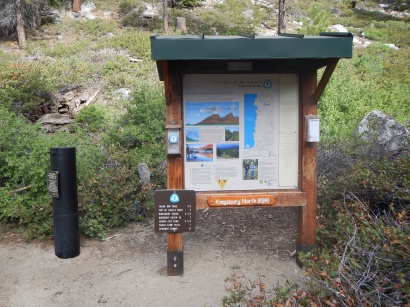 Kingsbury North Trailhead
