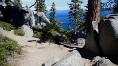 Tahoe Overlook September