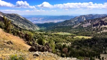 East to Washoe and Carson Valley