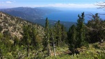 From Mt. Baldy