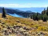 Vista for Marlette Lake