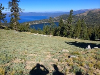 Marlette Lake and Incline