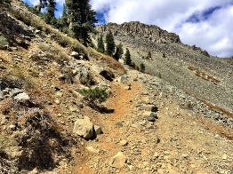 Steep Trail