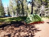 Gilmore Campsite