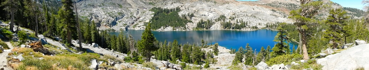Echo Lakes to Barker Pass TRT