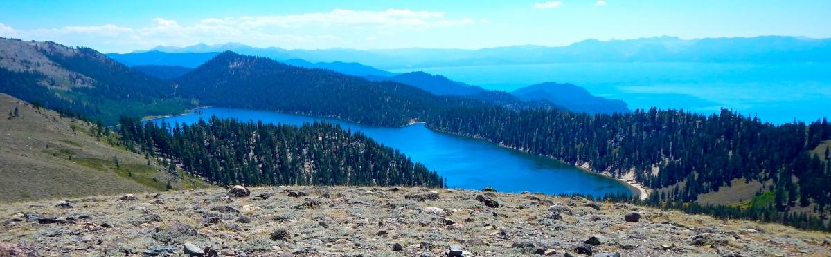 Tahoe Meadows to Spooner Lake TRT