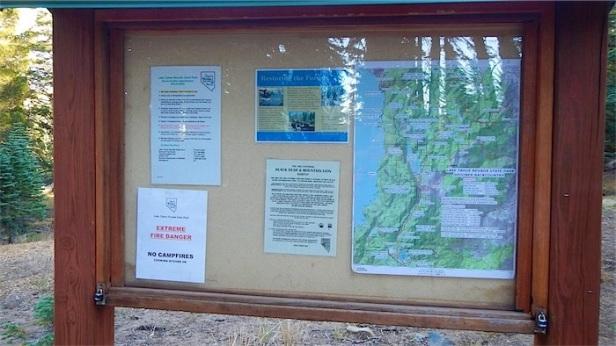 Marlette Peak Campground