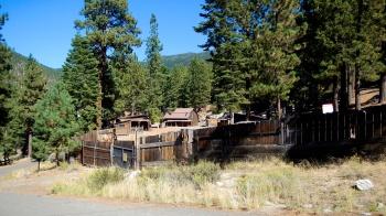 Old Ponderosa Ranch movie set