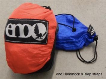 Hammock & Straps