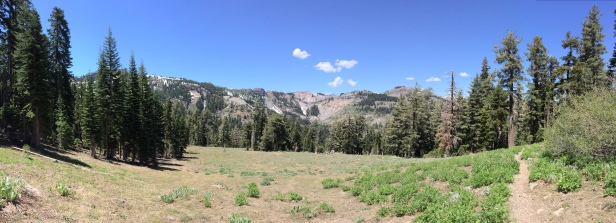 Pano from Meadow