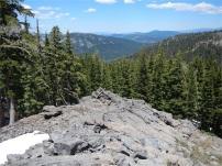 Below Twin Peaks