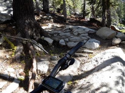 Begin Flume Trail