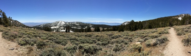 Above Tahoe Meadows