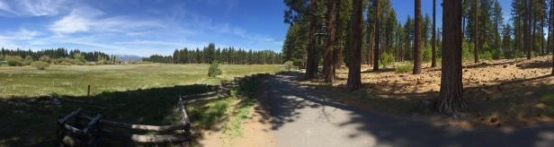 Bike Path to Stateline