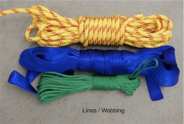 Misc. Lines & Webbing