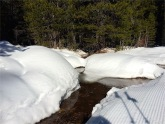 Creek off of Sleigh Ride
