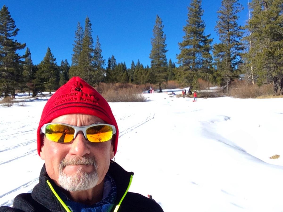 Tahoe Donner Snowshoeing