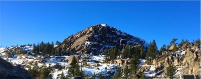 Donner Summit, 7,135'