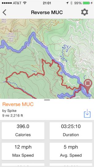 Route Reverse MUC