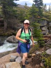 "Sara the ""Happy Hiker"""