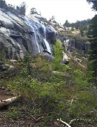 Last waterfall