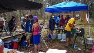 """Donner Party Mountain Runners - """"...unafraid"""" and having a blast"""