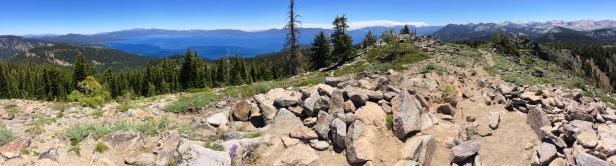 Ellis Peak Summit