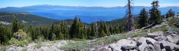 All of Lake Tahoe