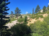 Closer to the ridge