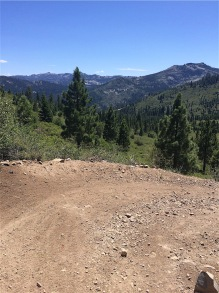 One of many switchbacks