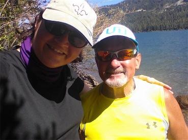 At Donner Lake